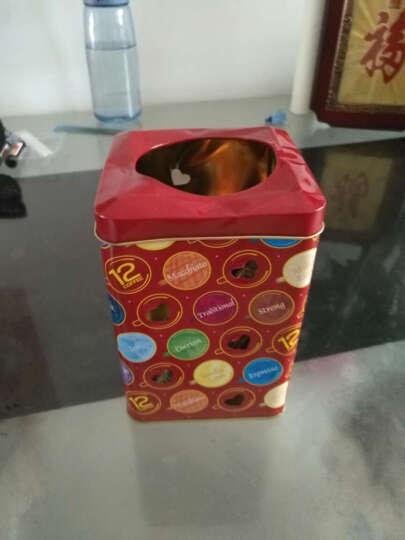 马来西亚进口 奢斐(CEPHEI)进口速溶咖啡 12味咖啡创意心灯礼盒装263g 晒单图