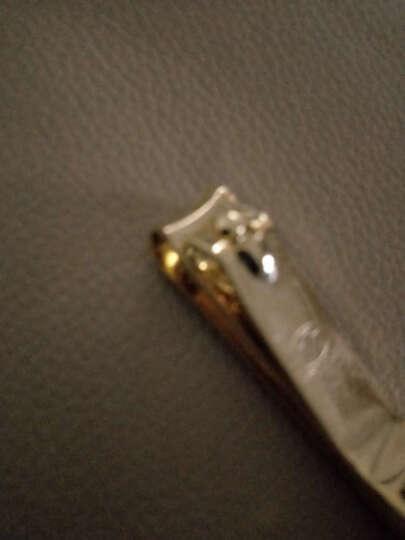 777指甲刀 斜口指甲刀指甲剪钳CCT-171(银色)(进口) 晒单图