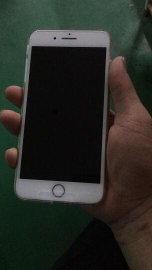 亿色(ESR)苹果7&8 Plus手机壳 iPhone7/8 Plus手机壳 5.5英寸手机套透明硅胶套 防摔软壳 苹什么 花雨小兔 晒单图