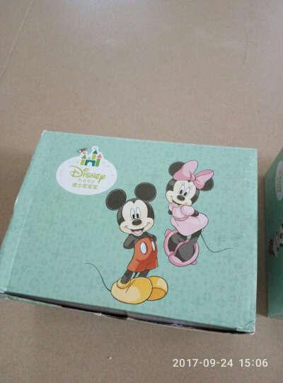 迪士尼 Disney 宝宝学步鞋运动鞋 毛毛虫童鞋休闲鞋0089蓝色150mm/内长145mm 晒单图