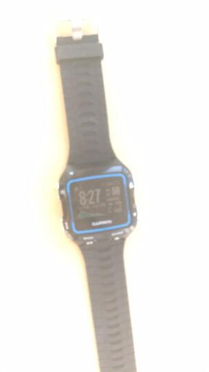 Garmin佳明 forerunner 920XT GPS硅胶手表带  替换腕带配件 黑色 晒单图