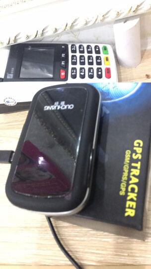 欧创汽车gps定位器跟踪器 带磁铁免安装 无线防盗器 卫星微型车载追踪器 【标准-定位版】双星定位+强磁+流量卡(收到即用) 晒单图