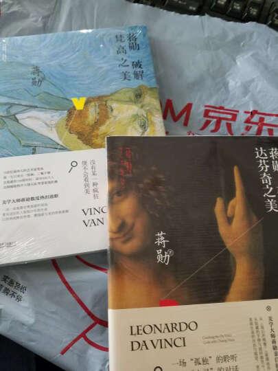 蒋勋破解:达芬奇之美+梵高之美(套装共2册) 晒单图