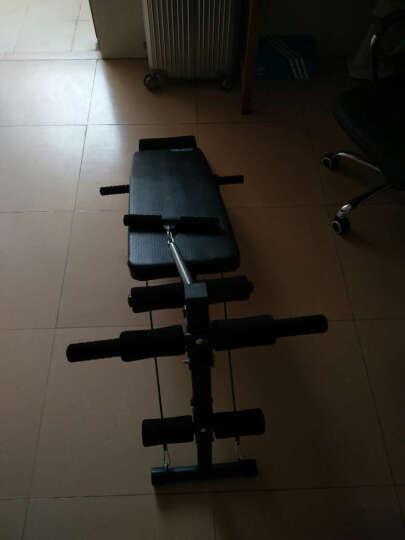 双超(suncao)仰卧板仰卧起坐板 家用健身器材 运动减肥健身板多功能收腹器腹肌卧推板SC-SB021 晒单图