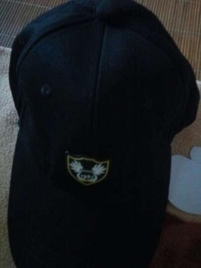 帽子男秋冬女士韩版潮户外防晒遮阳帽棒球帽男士太阳帽鸭舌帽男 红色 晒单图