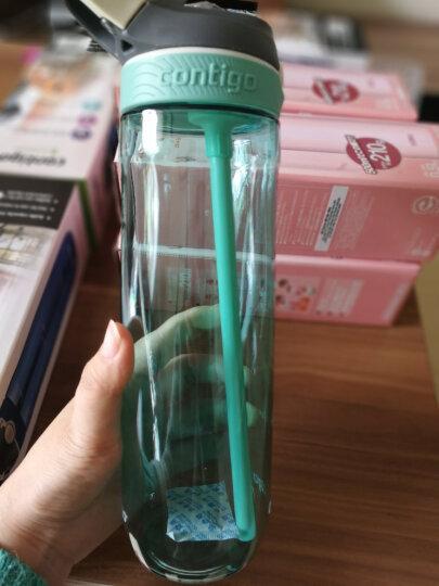 美国CONTIGO 小发明家儿童吸管杯 欢乐摩天轮 卡通塑料便携水杯 宝宝防漏水壶400ml 晒单图