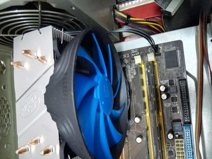 九州风神(DEEPCOOL) 玄冰300 CPU散热器(多平台/支持AM4/3热管/12CM风扇/PWM温控/预涂硅脂) 晒单图