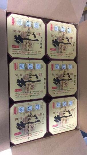 牛栏山 百年陈酿 三牛 36度 400ml*6瓶 整箱装 浓香型白酒(内含三个礼品袋) 晒单图