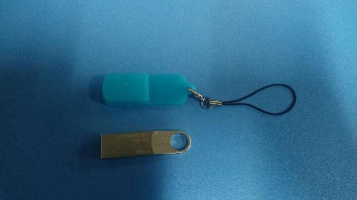 金士顿(Kingston) USB3.0 U盘16G DTSE9金属G2防水迷你车载 鸡极向上(数码彩印定制) 晒单图
