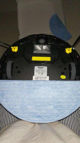 海尔(Haier)扫地机器人扫地机家用吸尘器全自动智能拖地机hello kitty定制版凯蒂 J3000Rplus 晒单图