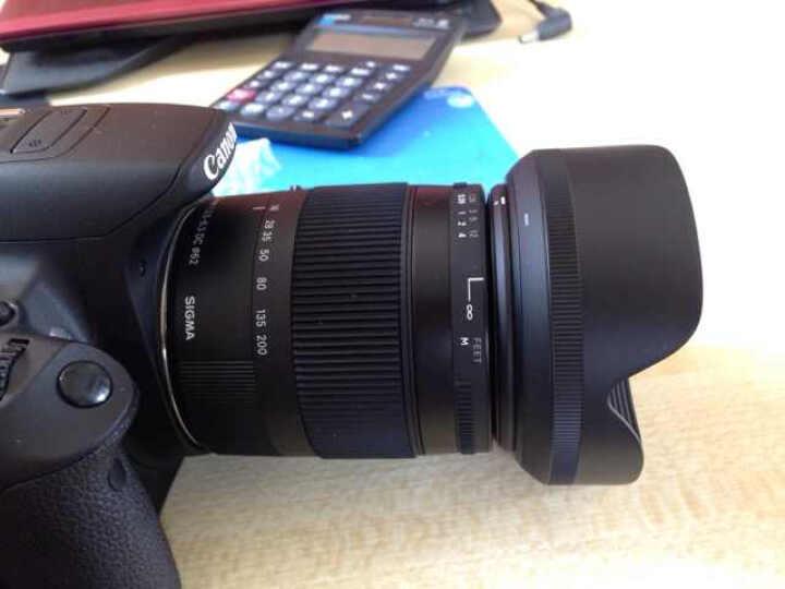 佳能(Canon) EOS 700D 单反套机 (EF-S 18-55mm f/3.5-5.6 IS STM 镜头) 晒单图