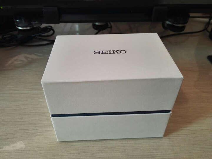 精工(SEIKO)手表 5号系列机械男表 SNKE57J1 晒单图