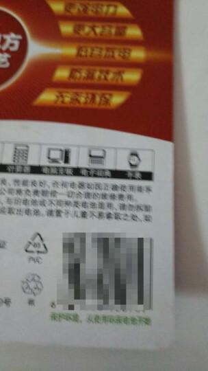 南孚(NANFU)3V纽扣电池1粒装CR2032锂电池 主板/汽车钥匙/电子秤/遥控器电池 晒单图