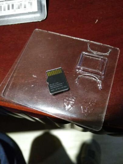 【京东特供款】三星(SAMSUNG)存储卡32GB 读速95MB/s  Class10 高速TF卡(Micro SD卡)2018狗年京东纪念版 晒单图