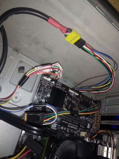 千水星 40P杜邦线 公母线公对母 模型线材 杜邦线 单片机电子实验连接线 彩色排线 公母线1份(含40P) 晒单图