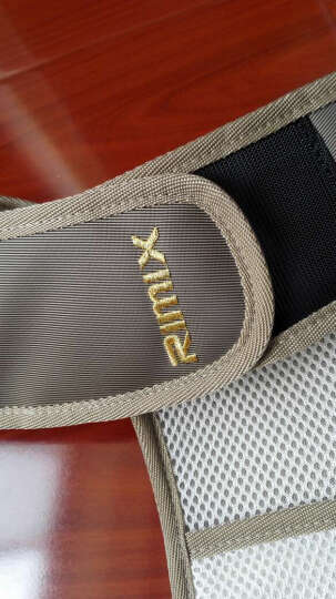 RIMIX第五代 隐形腋下挎包 FBI特工战术背包防盗IPAD贴身钱包 浅金色(右肩/左撇版) 晒单图