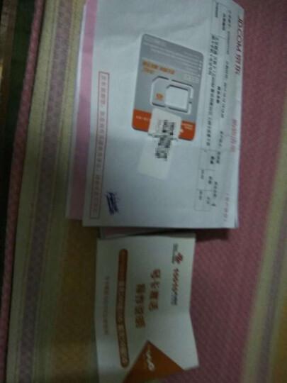 北京联通 日租卡 1元500M 激活到账10元 上网卡流量卡视频卡手机卡电话号码 晒单图