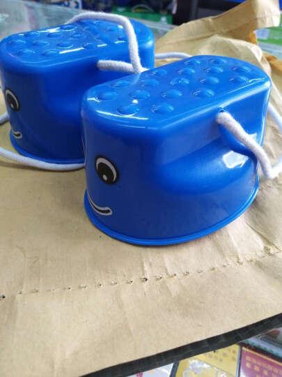 影享  幼儿园儿童感统训练器材踩高跷宝宝运动户外玩具拓展道具早教平衡 10双团购价格优惠颜色任选 晒单图