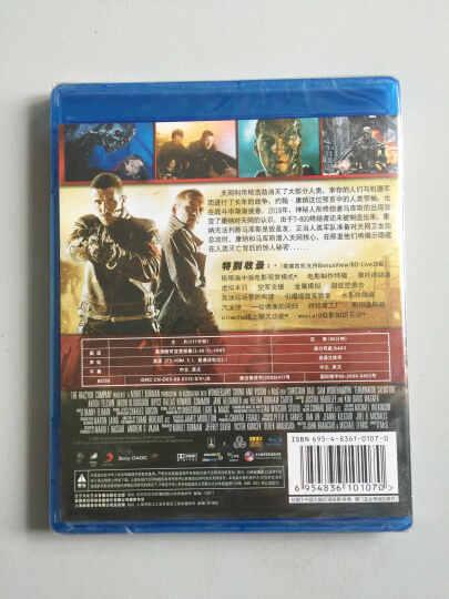 终结者2018(蓝光碟 BD50) 晒单图
