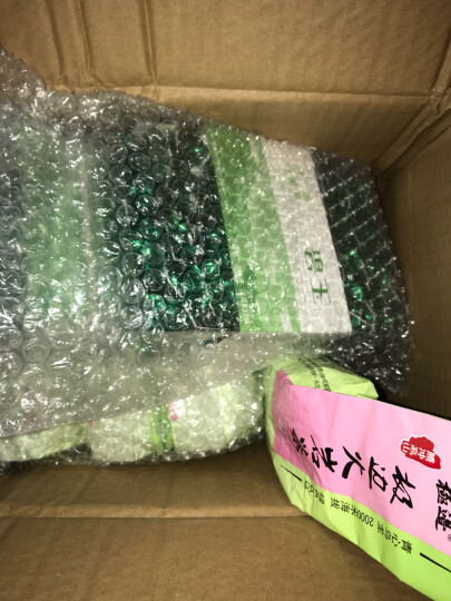 极边新碧玉云南高山有机乌龙茶袋装清香型中国欧盟有机认证256g 晒单图