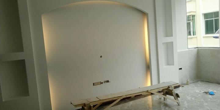 【5折秒杀】雷士照明(NVC)灯带 led灯条三色客厅吊顶霓虹灯节能灯具 5050【升级款蓝光8W】满10米送插头 晒单图
