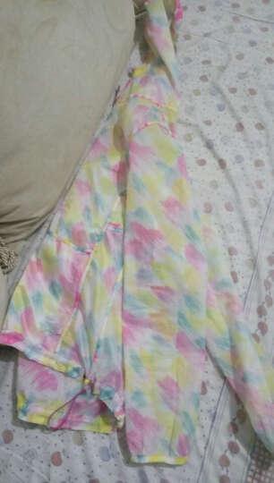 天伦天户外(Telent) 男女情侣款皮肤衣 夏季防晒防紫外线透气速干轻便皮肤衣661860 黄色-女款 l 晒单图