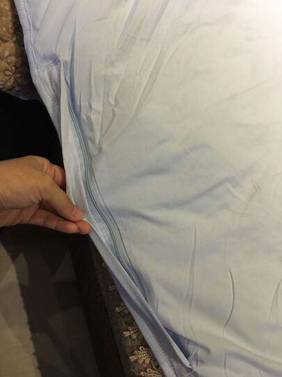 尹珂儿(ICEOL)官方正品初生婴儿抱被春夏季薄款纯棉宝宝包被抱毯包巾新生儿用品防惊跳襁 粉色水晶绒薄款 0_12个月 晒单图