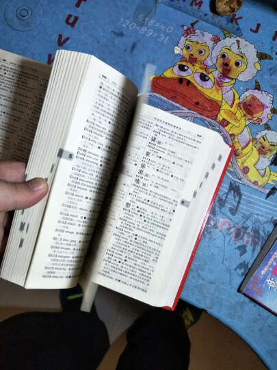 现代汉语词典(第6版 大字本) 晒单图