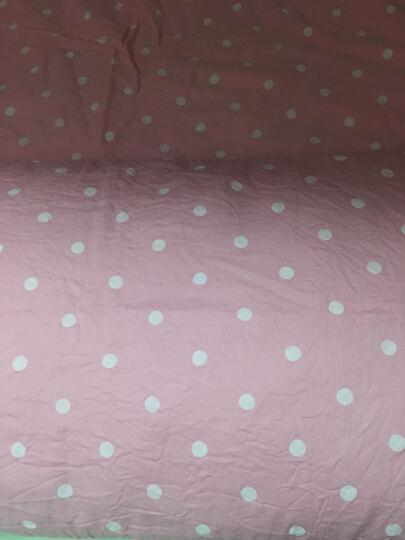 爱莱欧 全棉床罩四件套 纯棉床上用品床裙式韩版床品套件 床罩四件套-美丽生活 1.5米床(适合200*230的被子) 晒单图
