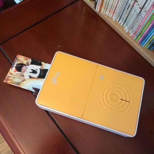 呈妍 (Hiti) Pringo P231升级版P232手机照片打印机便携式口袋相片 p232黄色+432张 晒单图