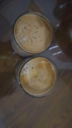 德龙(Delonghi)咖啡机 半自动咖啡机 家用 商用 办公室 泵压式 卡布奇诺 花式咖啡 手动打奶泡 EC270 晒单图
