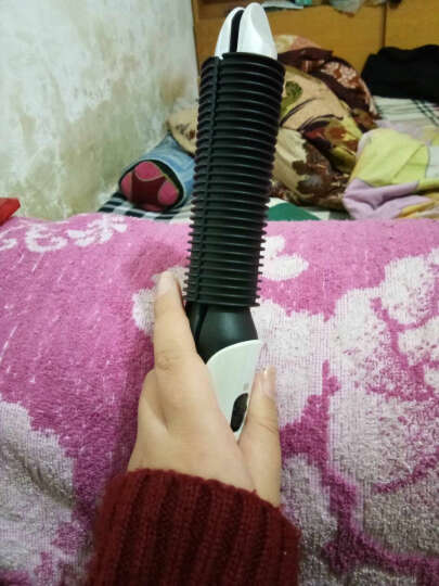 lena电卷发棒直卷两用夹板直发器拉直板夹刘海烫卷发器大卷不伤发 贵妃金 晒单图