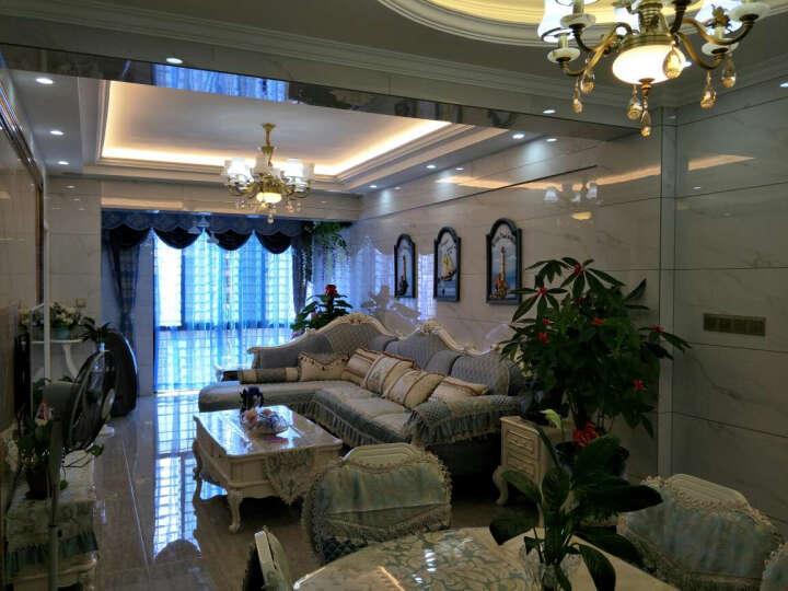 室内(Snnei)客厅装饰画走廊挂画 创意家居立体墙画地中海风格立体浮雕壁画 守望幸福-灯塔款1-单幅售价 晒单图