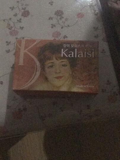 卡莱丝名画香皂(五块混合装100g*5 韩国进口) 晒单图