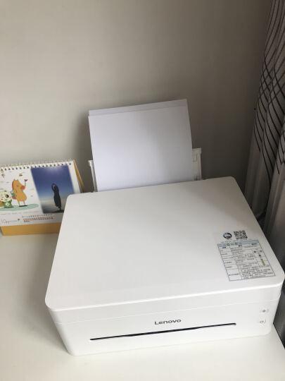联想 小新M7208W 黑白激光无线WiFi多功能一体机(打印 复印 扫描) 联想7208w(易加粉套餐一) 晒单图