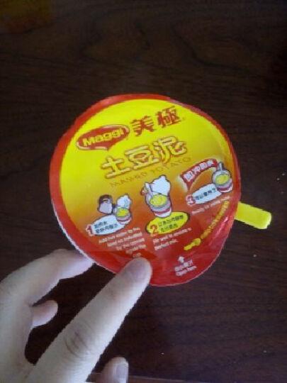 雀巢美极碎牛肉土豆泥45g 方便速食 晒单图