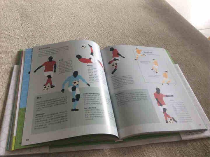 足球信息图 : 图解世界第一运动 晒单图