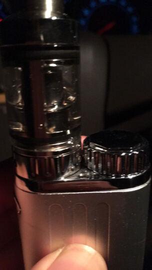 柏拉图电子烟套装戒烟器产品蒸汽烟 50W旅行者大烟雾电子香烟 银色豪华套装-配2个雾化芯3瓶30ml烟油 晒单图