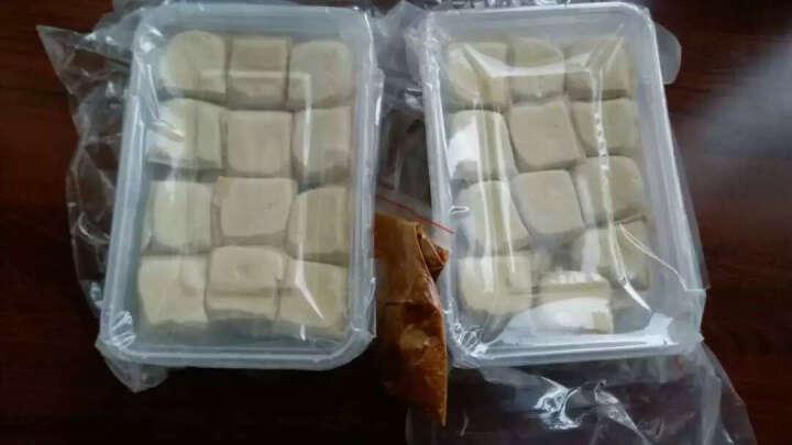 蝶本 云南建水烧烤臭豆腐块 50个-200个 新鲜油炸臭豆腐 50个 晒单图