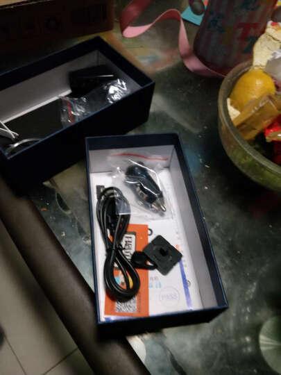 爱国者(aigo) X6车载蓝牙耳机立体声音乐无线挂耳塞式运动苹果华为小米通用耳麦 X6 黑色 晒单图