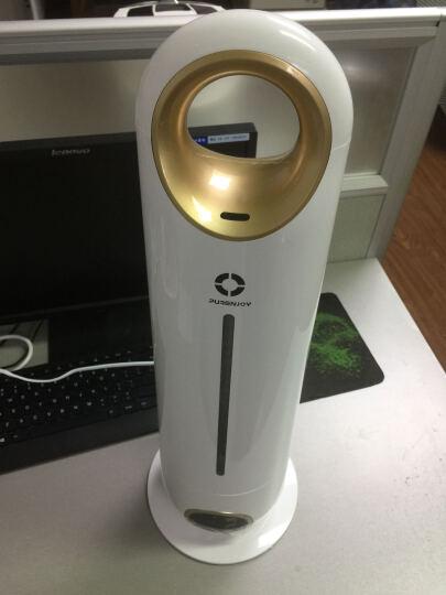 净享(pureenjoy) 落地空气加湿器 家用大容量空调智能办公室卧室客厅孕妇婴儿可用静音 俏丽粉-电脑遥控款 晒单图