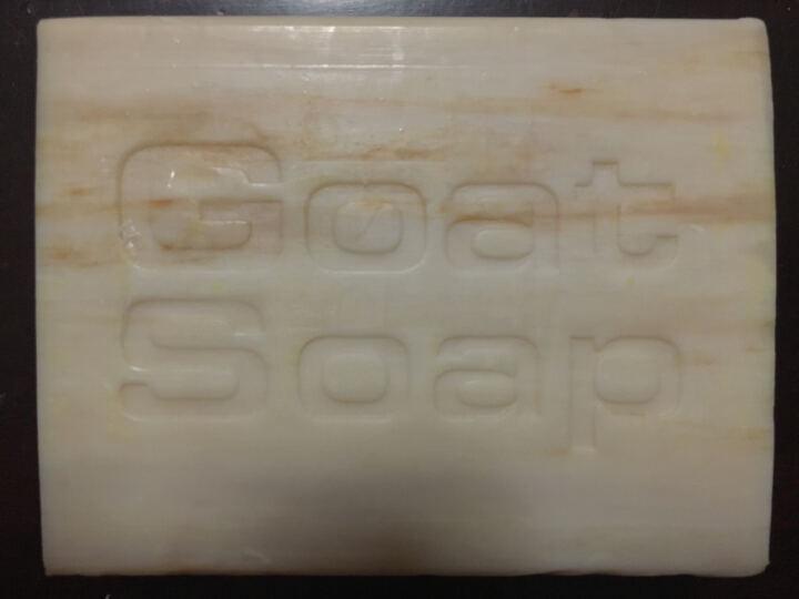 山羊奶皂 Goat Soap 手工香皂 保湿滋润 坚果味 澳洲进口 100g 孕妇婴儿适用 晒单图