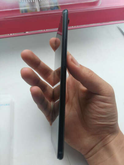 【送水晶项链】vivo X20 全面屏 双摄美颜拍照手机 4GB+128GB 星耀红 移动联通电信全网通4G手机 双卡双待 晒单图