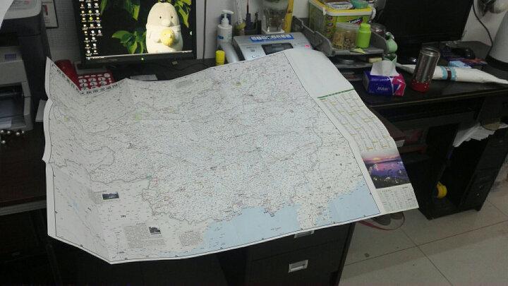 完美旅图·新疆维吾尔自治区(新疆交通旅游地图 自助游必备指南 附赠乌鲁木齐 喀什 阿勒泰旅行攻略手册) 晒单图