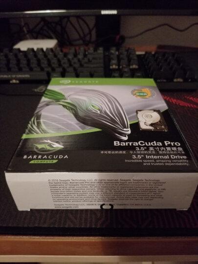 希捷(SEAGATE)硬盘 酷鱼 10TB台式机 电脑硬盘10T ST10000DM004 晒单图