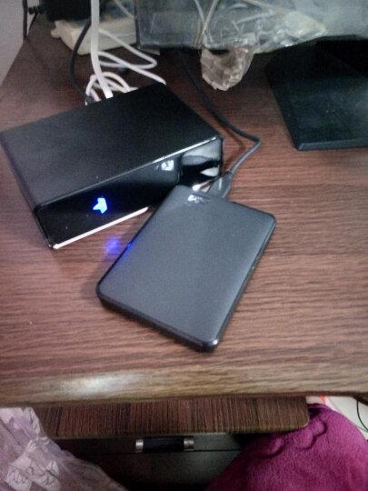 西部数据(WD)1TB USB3.0移动硬盘My Passport  2.5英寸 清新黄(密码保护 自动备份)WDBYNN0010BYL 晒单图