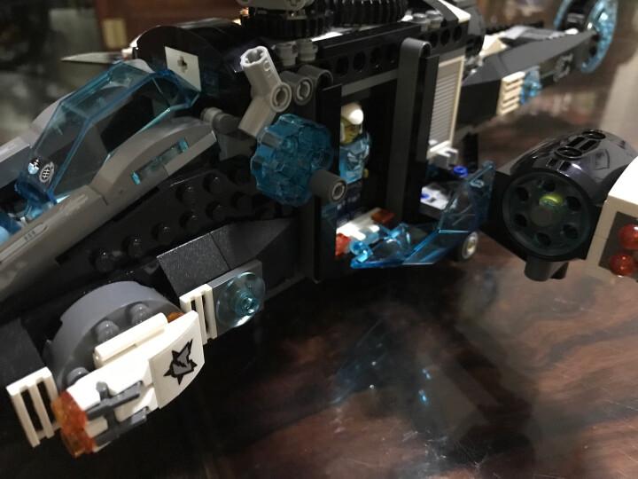 乐高(LEGO) 超级特工 70166 间谍渗透 晒单图
