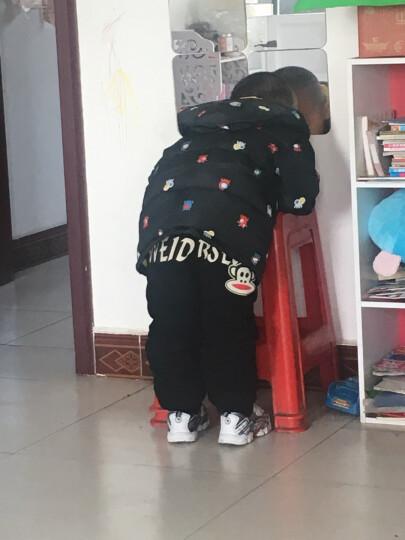 巴拉巴拉旗下梦多多(mongdodo)男童羽绒服中大童上衣冬季儿童加厚外套潮76684161413晨灰150 晒单图