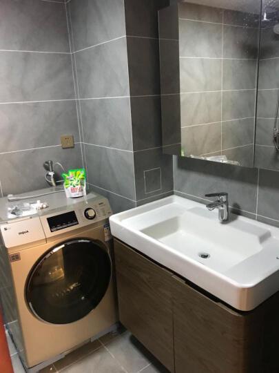 三洋(SANYO)DG-F90322BHG 9公斤滚筒洗衣机全自动洗烘一体机 晒单图