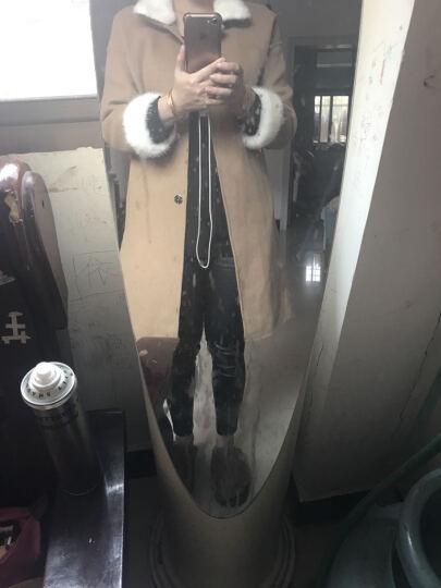 艾依美 毛呢冬季帽子女款秋冬贝雷帽 冬天款韩版潮时尚画家帽韩国女帽 驼色 均码 晒单图